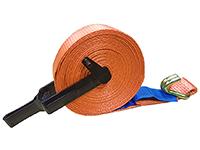Load strap winder