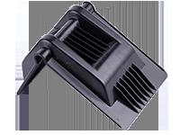 Load strap plastic corner protection